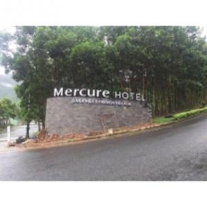 Hệ Thống Bảng Hiệu Chỉ Dẫn Mercure Hotel Banahills French Village